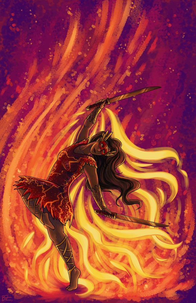 Pheonix Dancer
