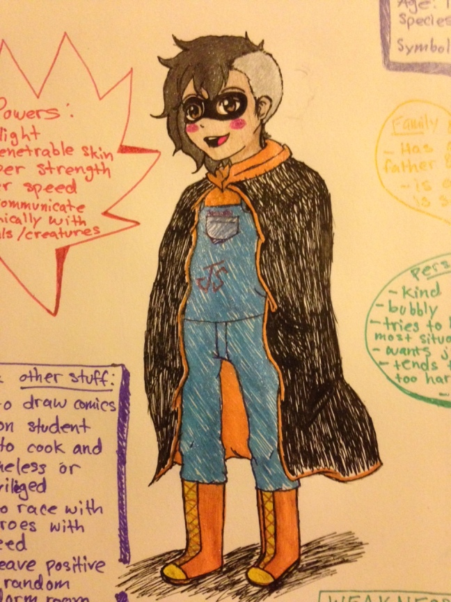 June Superhero [artist]
