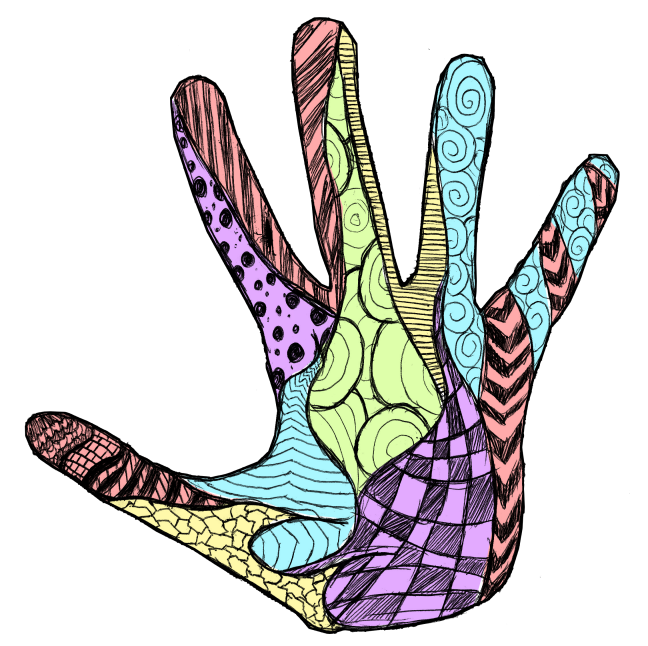 Doodle Hand