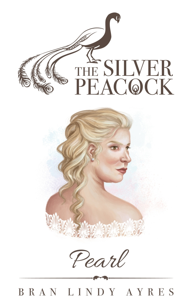 Silver Peacock Pearl