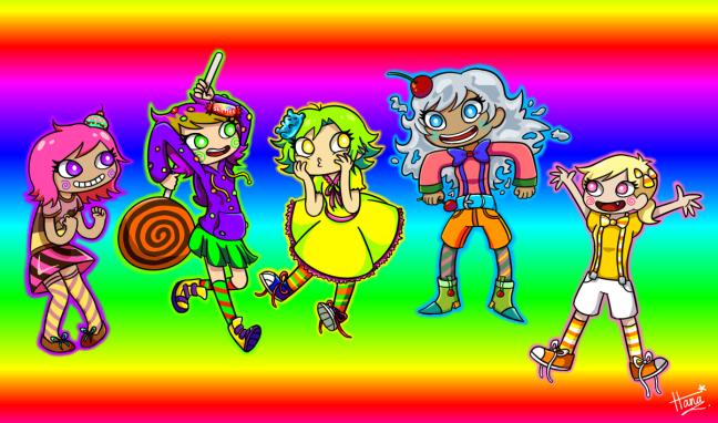 Trickster Gurls