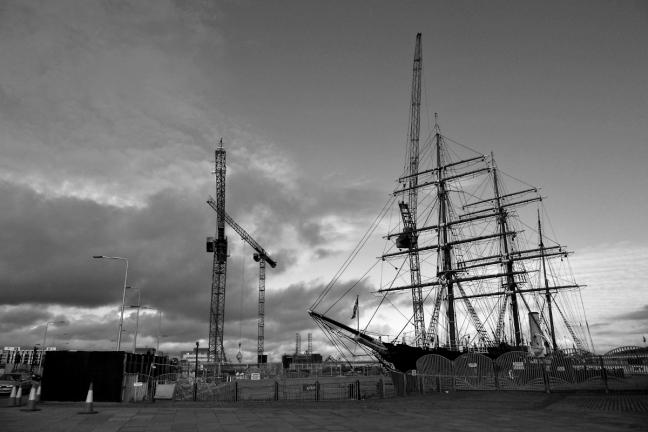 Discovery Cranes