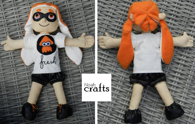 Splatoon Inkling