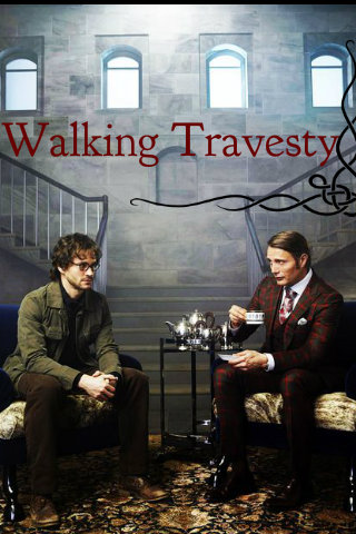 Walking Travesty