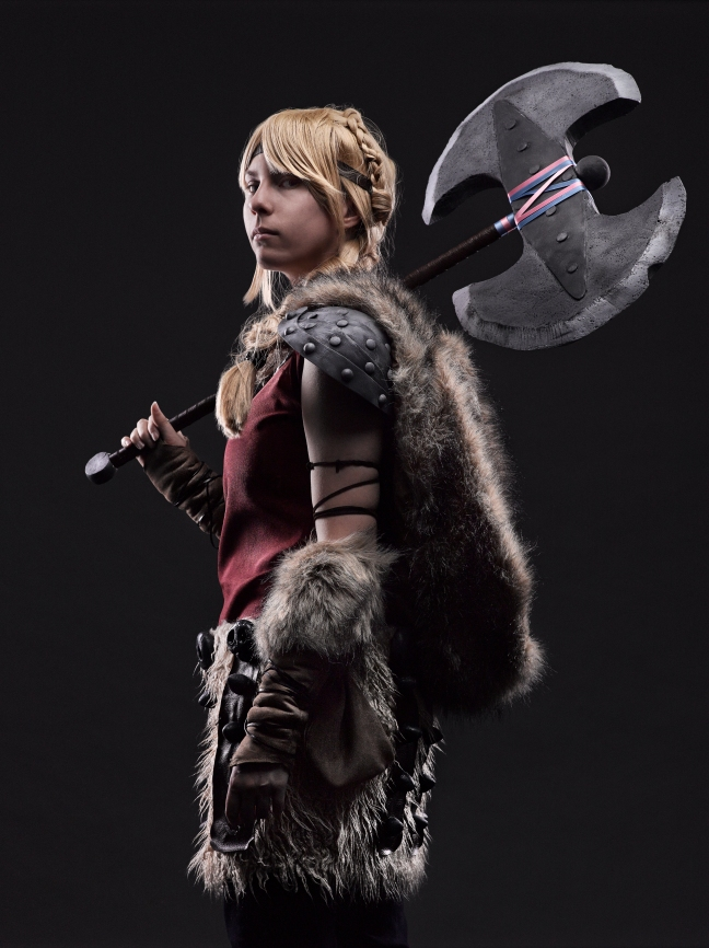 Astrid Hofferson (How to Train Your Dragon)