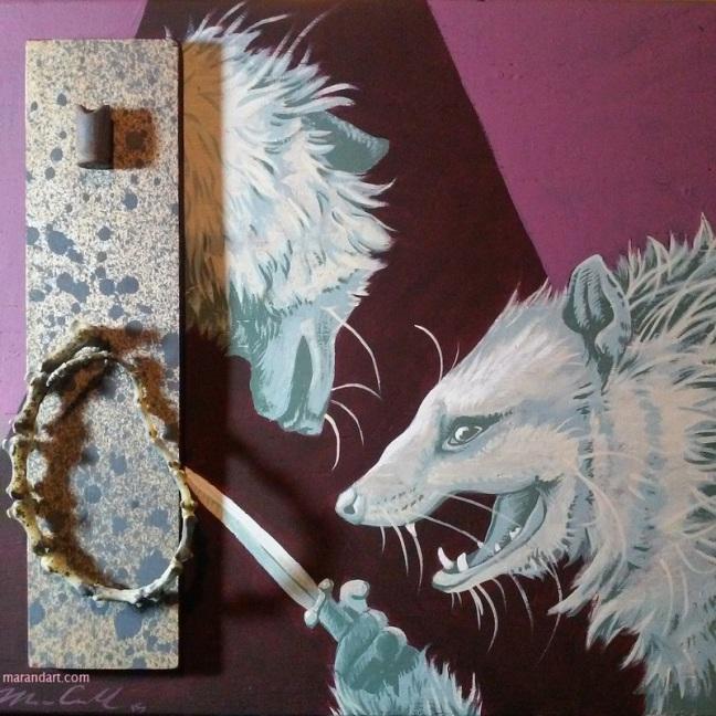 Opossum Thugs