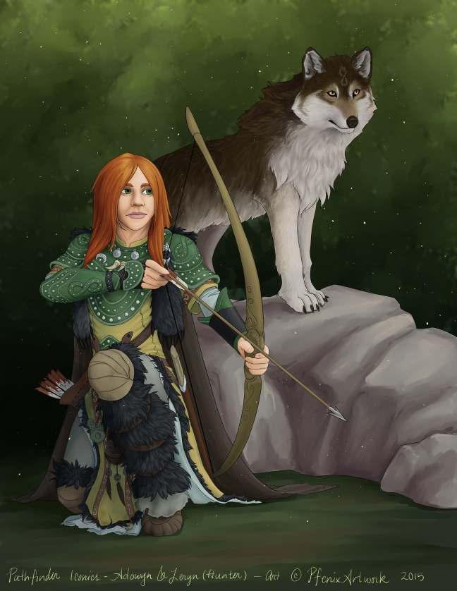 Hunter - Adowyn