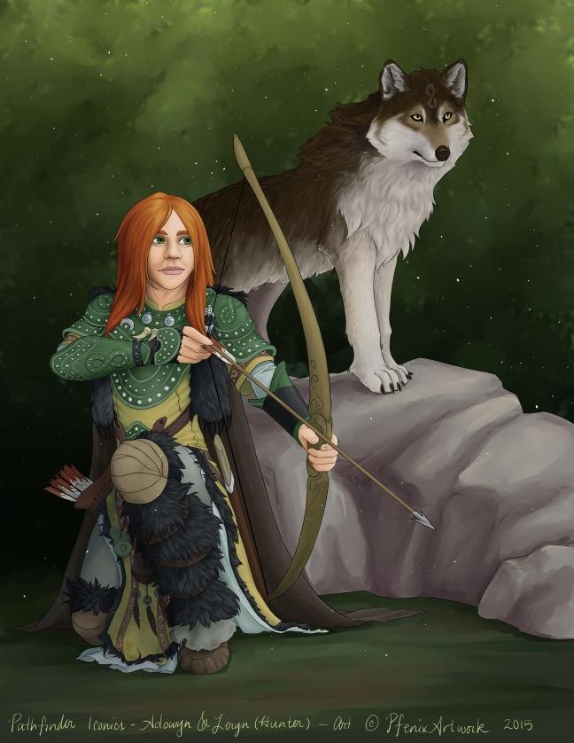 Hunter - Adowyn