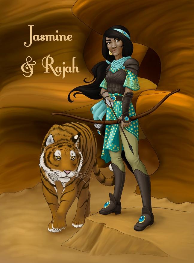 Jasmine and Rajah