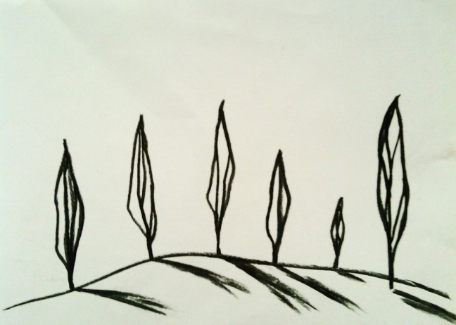 trees_charcoal