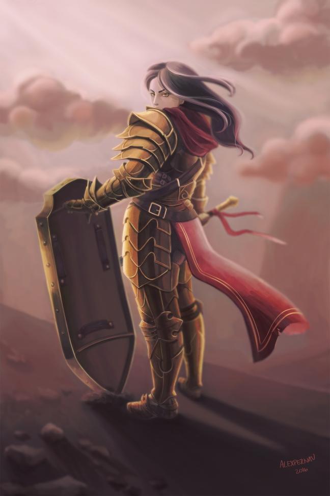 warrior2s