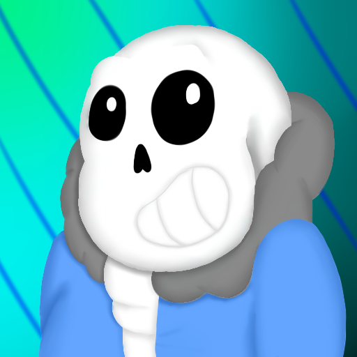no outline sans again