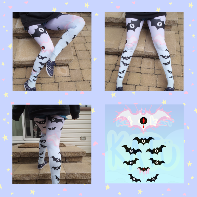bats leggings photos
