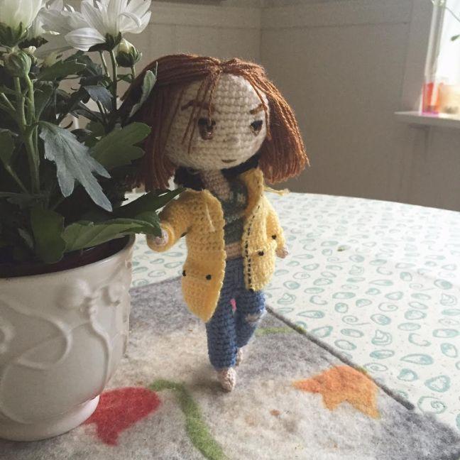 yarn-doll