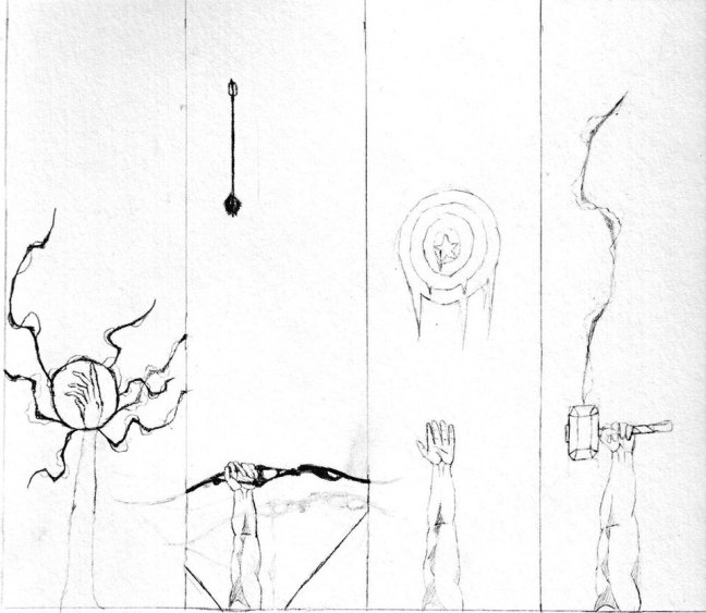 avengers_bookmarks_sketch_by_gloomymercury-dahkhio
