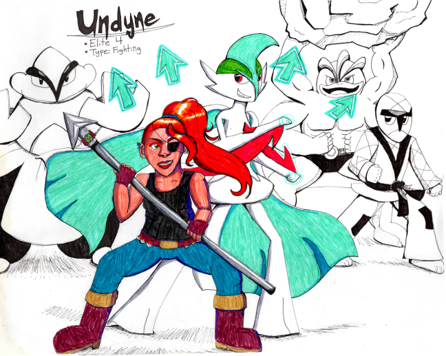 Poketale Undyne copy