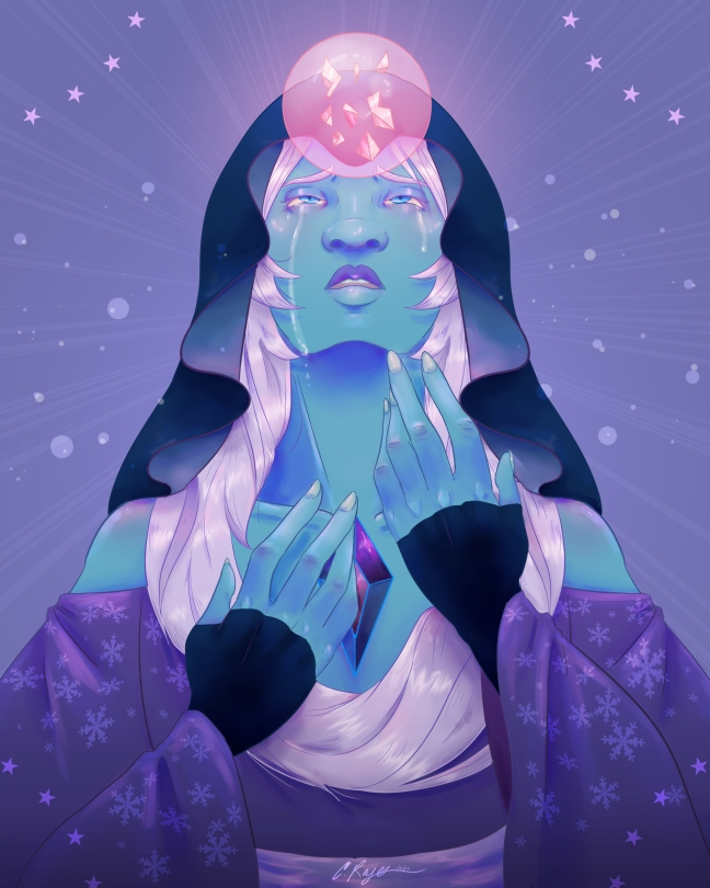 Blue Diamond JPEG