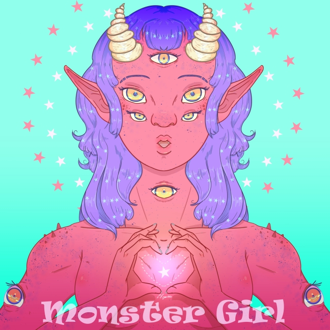 monster girl JPEG
