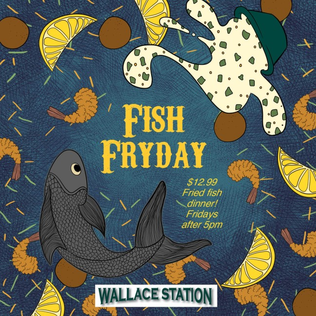 fish fryday_Facebook