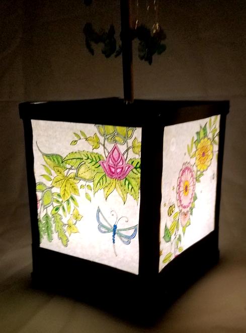 flower lantern 6