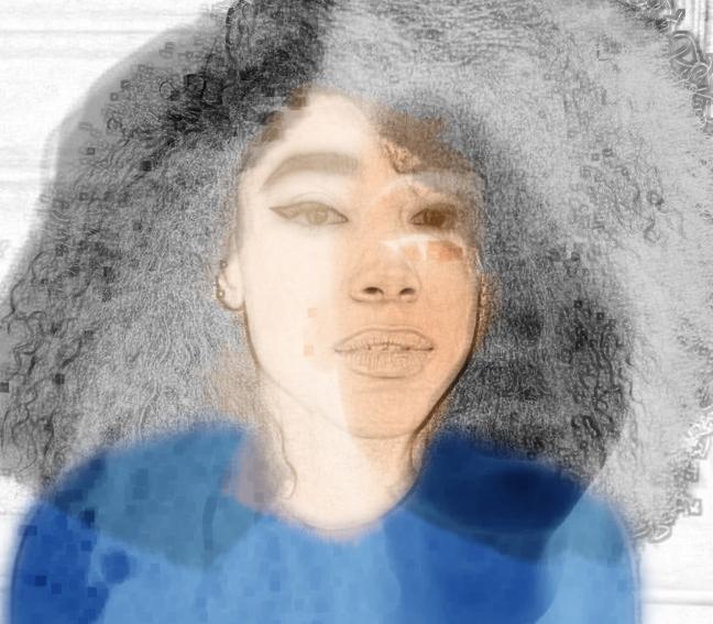 lianne la havas watercolor