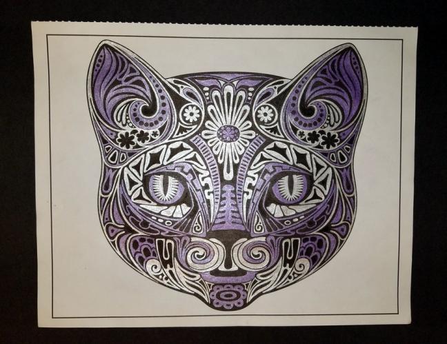 metalic cat purple2