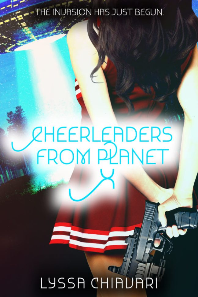 Cheerleaders from Planet X [Lyssa Chiavari]