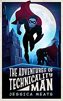 adventures of technicality man cover