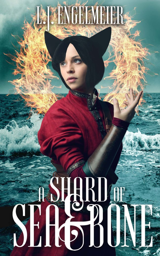A Shard of Sea and Bone - Final Cover - Front Cover Preview