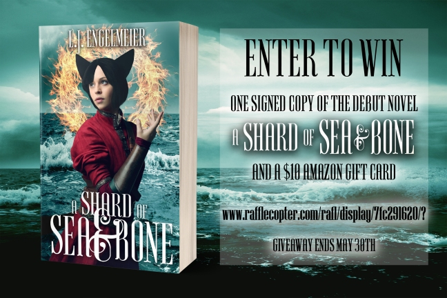 Novel Giveaway Promo