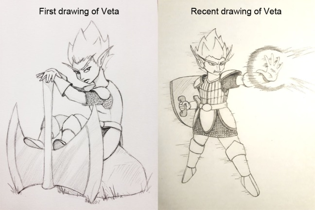 Veta - First and recent