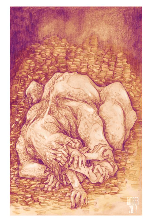 3. Greed