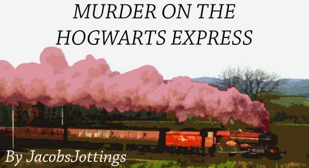 3. Murder On The Hogwarts Express