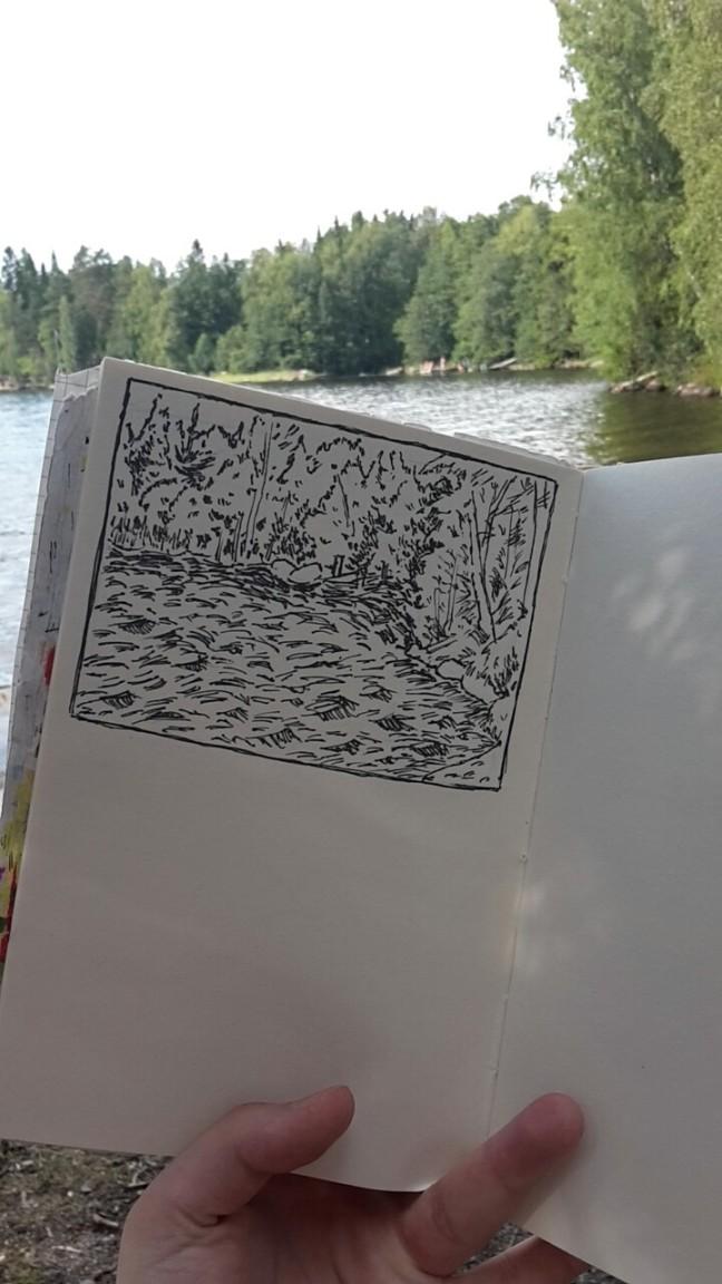 7. lake