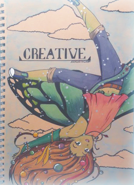 1. Creative Notebook