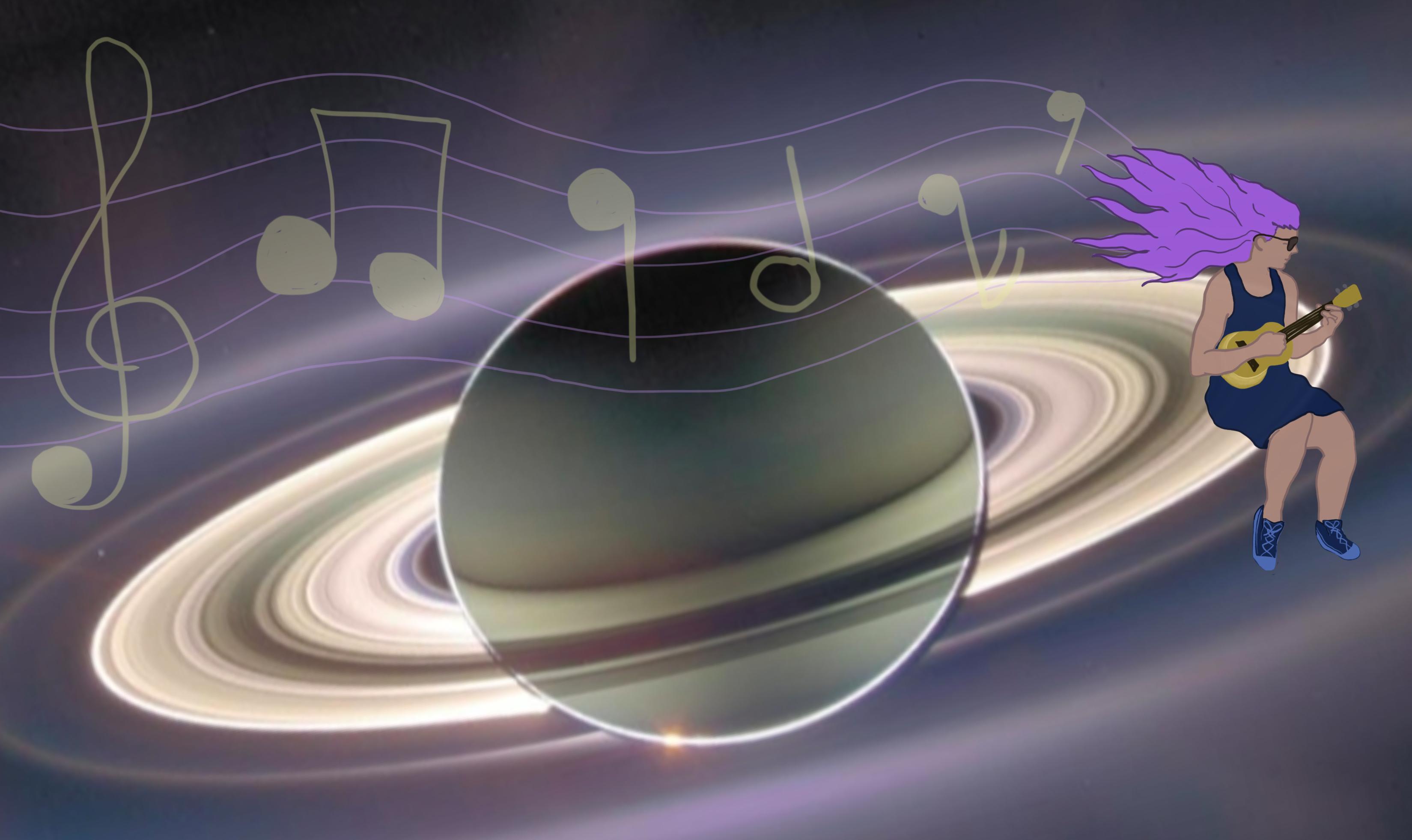 _Rings of Saturn